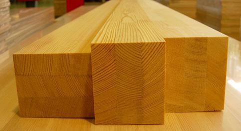 Виды сращивания древесины, технологический процесс и оборудование