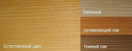 Разновидности цветов лиственицы