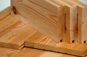 Пиломатериалы из древесины лиственницы